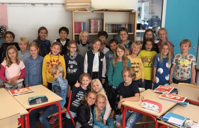 Groep 6 - Basisschool De Evenaar Heemstede